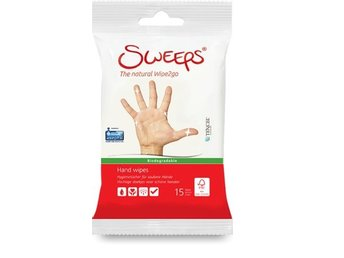 Sweeps® Hand wipes