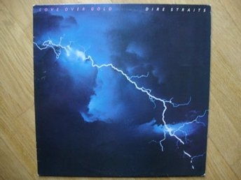 "DIRE STRAITS ""LOVE GOLD"""