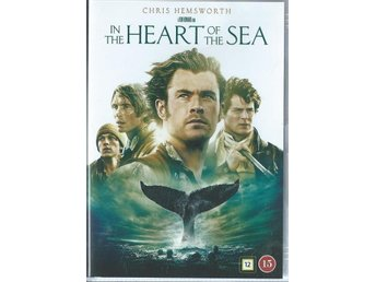 IN THE HEART OF THE SEA - CHRIS HEMSWORTH  ( SVENSKT TEXT )
