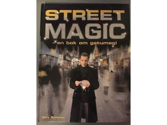 Street Magic - en bok om gatumagi