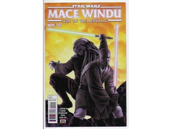 Star Wars: Mace Windu # 2 NM Ny Import