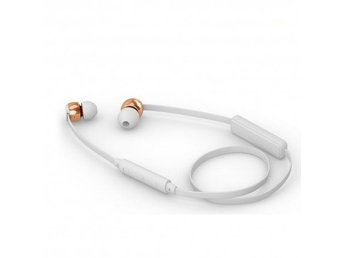Sudio Vasa Bla Wireless In-Ear Hörlurar With Charger - Vit With Rose Gold Meta