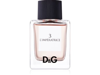 Dolce & Gabbana 3 Limperatrice Edt 50ml