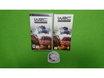 WRC Fia World Rally Championship Psp Playstation Portable Playstation Portable