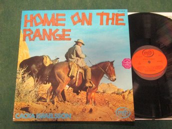 "Cacka Israelsson ""Home On The Range"""