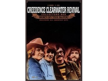 Creedence: Collector's box (3 DVD + CD)