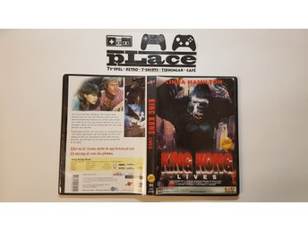 King Kong Lives DVD