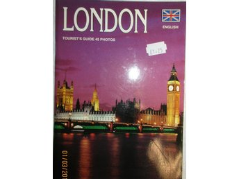 London Tourist's guide