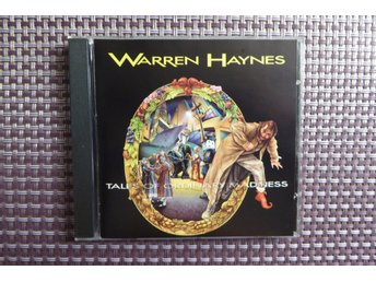 WARREN HAYNES - CD - TALES OF ORDINARY MADNESS - ROCK BLUES!!!