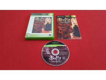 BUFFY VAMPIRE SLAYER till Xbox