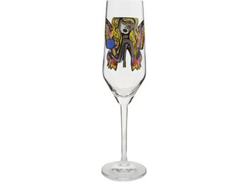 Love Is Joy Champagneglas 30cl