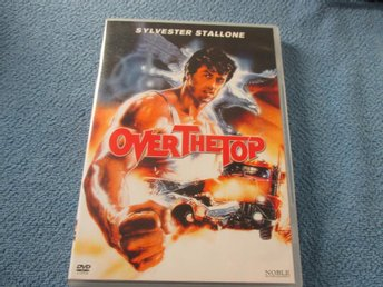 OVER THE TOP 1987 / SYLVESTER STALLONE / DVD / SVENSK TEXT