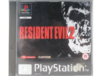 Resident Evil 2 - PS1 - PAL (EU)