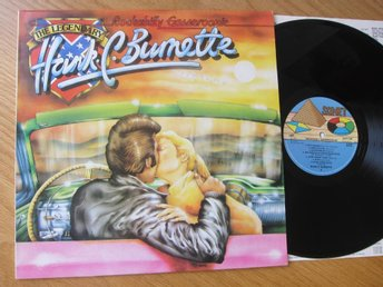 HANK C.BURNETTE - ROCKABILLY GASSERONIE (UK) VG++