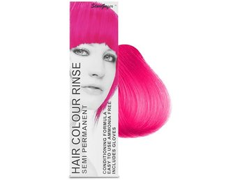 Stargazer Hair Colour Rinse / Semi Permanent Fritt från ammoniak. UV Pink