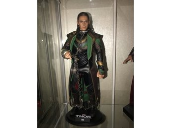 Loki Hot Toys från Dark World