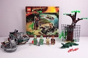 Lego Indiana Jones. Flodjakt 7625