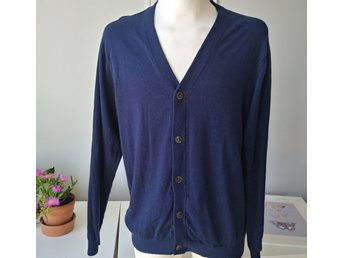 LEXINGTON SNYGG KOFTA/ CARDIGAN / STL. L / 100% MERINOULL
