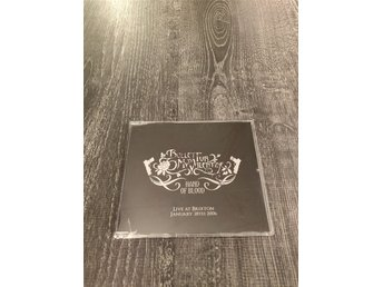 Bullet For My Valentine *SIGNERAT* - Hand Of Blood - CD Live Album