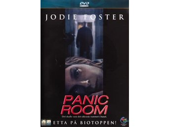 DVD - Panic Room (Beg)