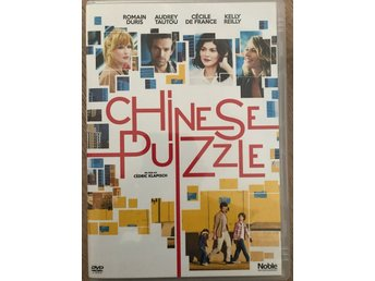 Chinese puzzle (franskt drama med Audrey Tautou)
