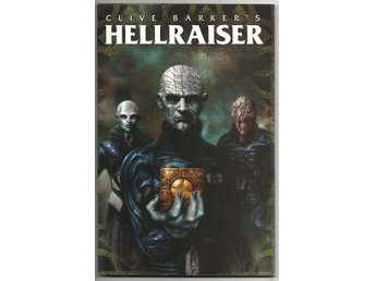 Clive Barker's Hellraiser Volume 2 TP NM Ny Import