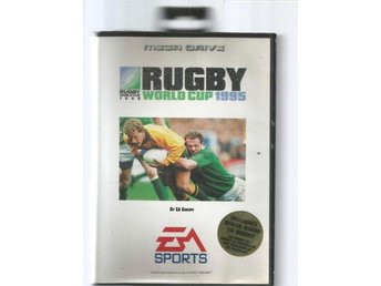 Rugby World Cup 1995 - Megadrive