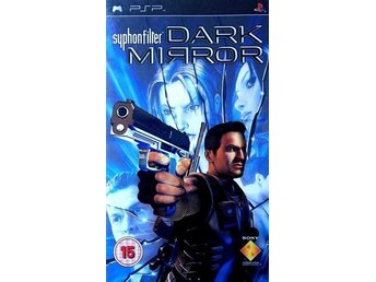 Syphon Filter: Dark Mirror - Sony PSP - Varberg - Syphon Filter: Dark Mirror - Sony PSP - Varberg