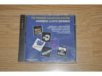 Andrew Lloyd Webber ?– The Premiere Collection Encore cd-i philips