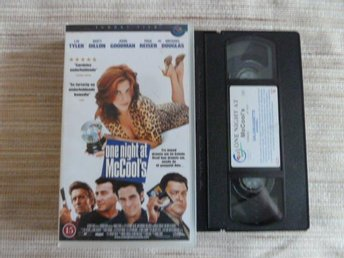 ONE NIGHT AT McCOOL'S,   VHS, FILM