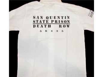 SHIRT: SAN QUENTIN STATE PRISON DEATH ROW (Str L) - Udon Thani - SHIRT: SAN QUENTIN STATE PRISON DEATH ROW (Str L) - Udon Thani