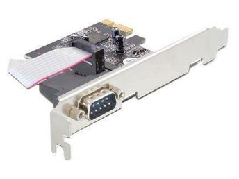 Delock PCI Express Card 1 x Serial