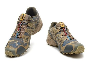 Salomon, stl 43 light camouflage NYA