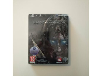 Middle Earth Shadow of Mordor - Steelbox Special Edition - Playstation 3