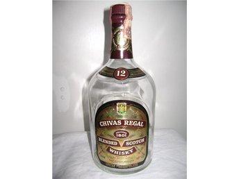 Chivas Regal Whisky 1 Liter 43% - Tombutelj med kartong - Hässleholm - Chivas Regal Whisky 1 Liter 43% - Tombutelj med kartong - Hässleholm