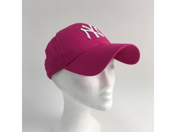 New York Yankees, Keps, Strl: One Size, Rosa, Skick: Normalt
