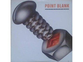 Point Blank title* The Hard Way US LP