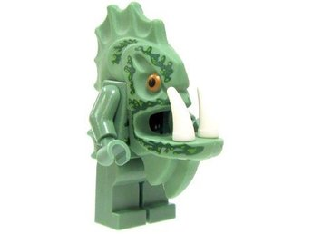 Lego figur figurer - Atlantiz - Barracuda Warrior - Uddevalla - Lego figur figurer - Atlantiz - Barracuda Warrior - Uddevalla
