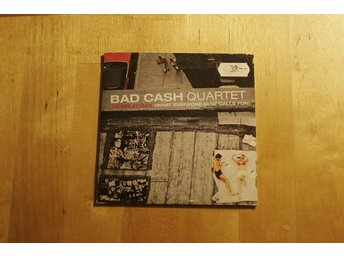 [CD] bad cash quartet - heart attack (what everyone else...)