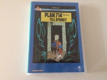 Tintins äventyr - Plan 714 till Sydney - Trollhättan - Tintins äventyr - Plan 714 till Sydney - Trollhättan