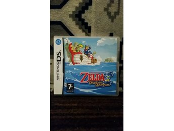 Phantom Hourglass - Nintendo DS - Legend of Zelda