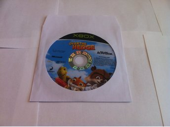Xbox: Over the Hedge (enbart skivan)