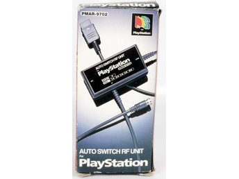 Auto Switch RF Unit For Playstation -