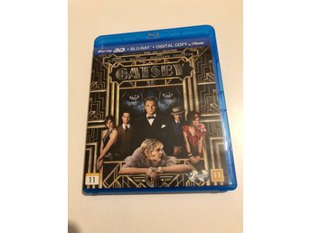 The great Gatsby - Sv. Text - Blu ray 3D