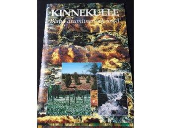Kinnekulle Bland dymlinger och fossil - Frändefors - Häfte 48 sidor med medföljande kvartblad1992 - Frändefors