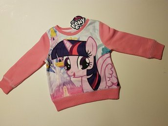NY My little pony Sweatshirt Strl 110