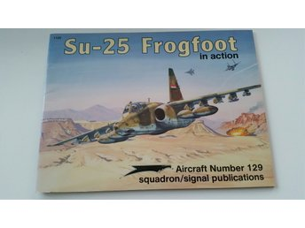Su-25 Frogfoot in action