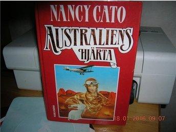 Javascript är inaktiverat. - Mora - INBUNDEN BOK NANCY CATO AUSTRALIENS HJÄRTA - Mora