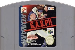 N64 - GASP!! (G.A.S.P!!) (Beg)