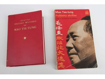 Mao Tse Tung, Politiska skrifter 1967 samt Selected Miilitary Writing 1968